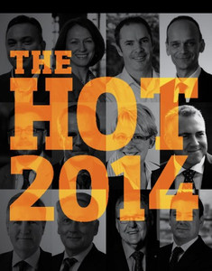 2014 Insurance Business Hot List (available for immediate download)