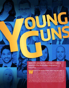 2014 Insurance Business Young Guns (available for immediate download)