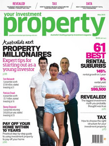 2015 Your Investment Property May issue (available for immediate download)