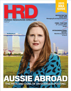 2015 Human Resources Director April issue (available for immediate download)