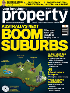 2015 Your Investment Property July issue (available for immediate download)