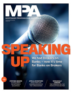 2015 Mortgage Professional Australia August issue (available for immediate download)