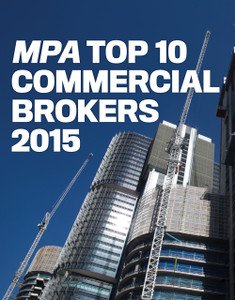 2015 Top 10 Commercial Brokers (available for immediate download)