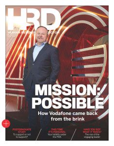 2015 Human Resources Director October issue (available for immediate download)