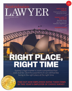2015 Australasian Lawyer 2.05 issue (available for immediate download)