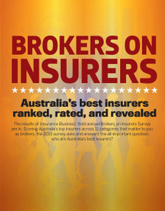 2015 Brokers on Insurers (available for immediate download)