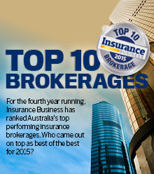 2015 Top 10 brokerages (available for immediate download)