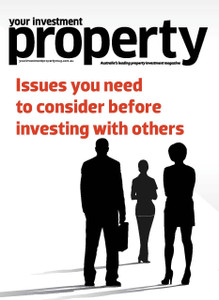 Issues you need to consider before investing with others (available for immediate download)