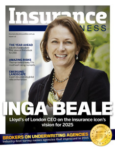 2015 Insurance Business issue 4.06 (available for immediate download)