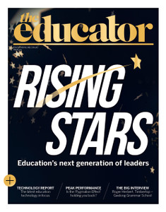 2016 The Educator March issue (available for immediate download)
