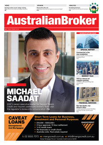 2016 Australian Broker May issue 13.10 (available for immediate download)