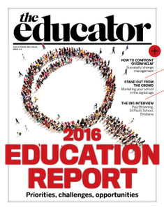 2016 The Educator June issue (available for immediate download)