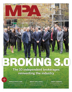2016 Mortgage Professional Australia August issue (available for immediate download)