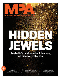 2016 Mortgage Professional Australia September issue (available for immediate download)