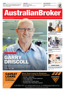 2016 Australian Broker August issue 13.16 (available for immediate download)