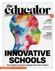 2016 The Educator September issue (available for immediate download)