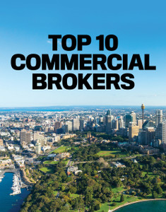 2016 Top  10 Commercial Brokers (available for immediate download)