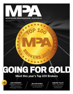 2016 Mortgage Professional Australia December issue (available for immediate download)