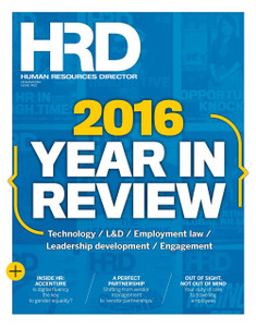 2016 Human Resources Director December issue (available for immediate download)