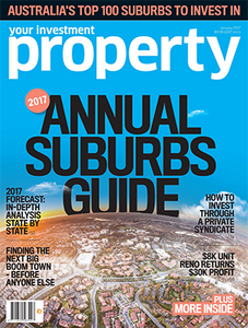 2017 Your Investment Property January issue (available for immediate download)