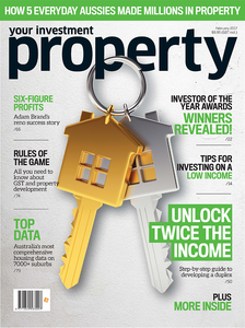 2017 Your Investment Property February issue (available for immediate download)
