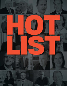 2017 Hot List (available for immediate download)