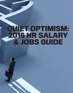 2016 HR and Salary Jobs Guide  (available for immediate download)
