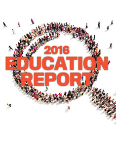 2016 Education Report (available for immediate download)