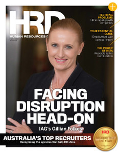 2017 Human Resources Director February issue (available for immediate download)