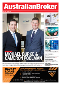 2017 Australian Broker May issue 14.10 (available for immediate download)