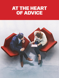 At the heart of advice (available for immediate download)