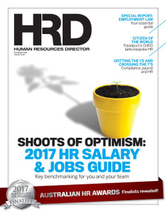 2017 Human Resources Director July issue (available for immediate download)