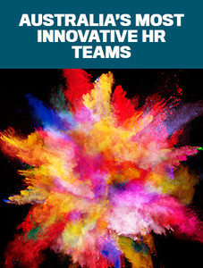 Australia's most innovative HR teams (available for immediate download)