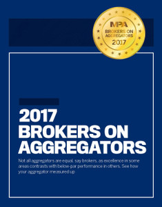 2017 Brokers on Aggregators (available for immediate download)
