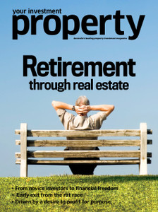 Retirement through real estate (available for immediate download)