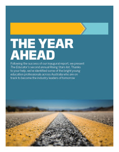The Year Ahead (available for immediate download)