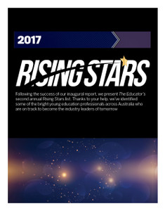 2017 Rising Stars (available for immediate download)