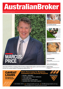 2017 Australian Broker September issue 14.18 (available for immediate download)