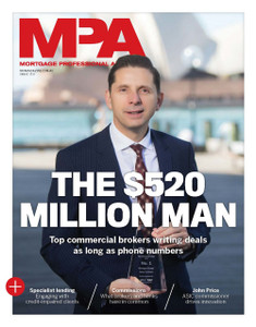 2017 Mortgage Professional Australia November issue (available for immediate download)
