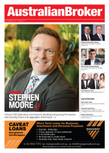 2017 Australian Broker November issue 14.21 (available for immediate download)