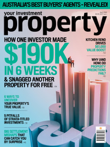 2018 Your Investment Property April issue (available for immediate download)