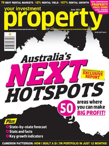 2013 Your Investment Property June issue (available for immediate download)