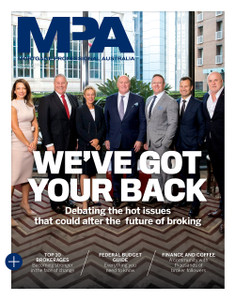 2018 Mortgage Professional Australia July issue 18.06 (available for immediate download)