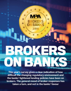 2018 Brokers on Banks (available for immediate download)
