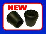 Mondo Systems Pole End Plugs  fits 1 inch dia poles  40 plugs per order