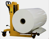 "On-A-Roll Lifter for picking up roll Max Roll OD 40""   GRANDE  PLUS HEAVY DUTY"