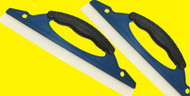 "LIMITED SUPPLY  12"" Rubber Blade Squeegee  4 PC"