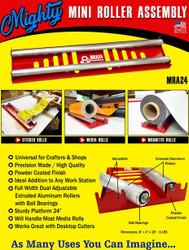 Mini Roller Assembly 24  Media Dispenser   1 ea