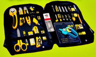 G PACK OLFA Pro-Kit  ( The Case is Not Included) Great Quality - Hard To Find Tools!
