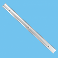 4ft Banner Track Rail    1- Pc